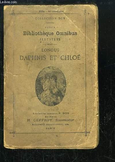 Les Amours de Daphnis et Chloé.