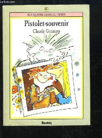 Pistolet-souvenir.