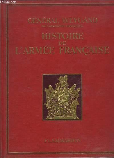 Histoire de l'Armée Française.