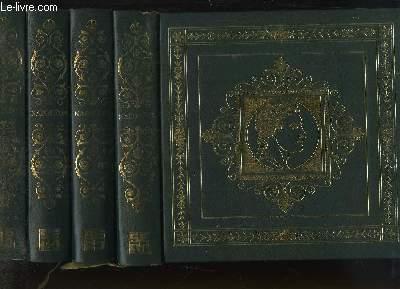 Napoléon, par ceux qui l'ont connu. EN 4 TOMES : Jeunesse - Les complices de Brumaire - Les Compagnons de la Gloire - Les courtisans du malheur.