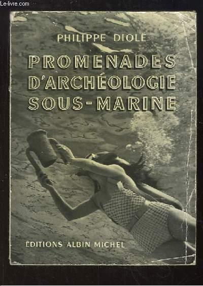 Promenades d'Archéologie sous-marine.