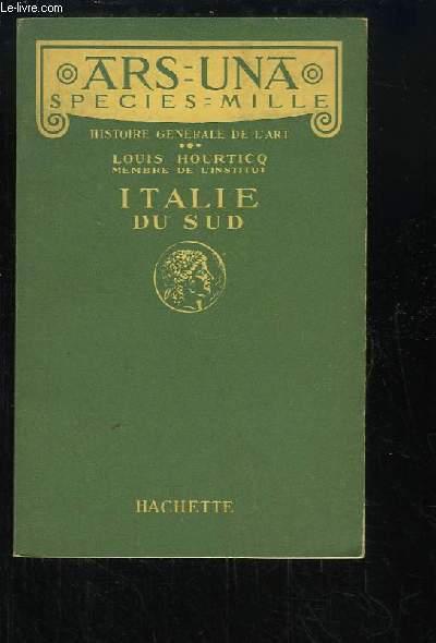 Italie du Sud. Histoire générale de l'Art.