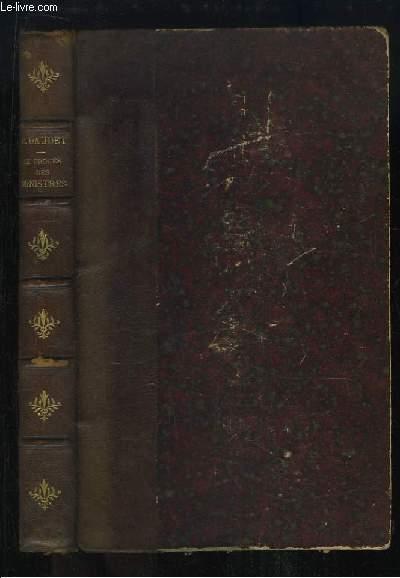 Le Procès des Ministres (1830). Les grands épisodes de la Monarchie Constitutionnelle.