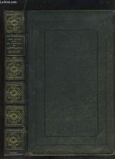 Les aventures du Capitaine Magon, ou une Exploration Phénicienne, mille ans avant l'Ere Chrétienne.