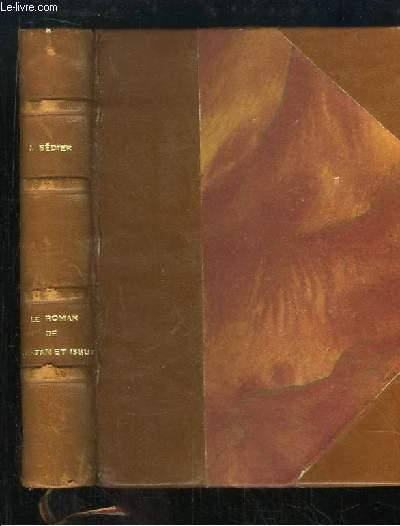 Le roman de Tristan et Iseut.