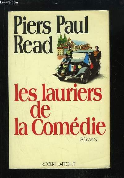 Les lauriers de la Comédie.
