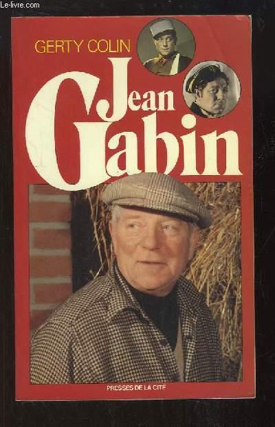 Jean Gabin.
