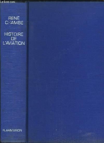 Histoire de l'Aviation.