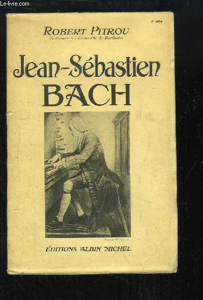 Jean-Sébastien Bach.