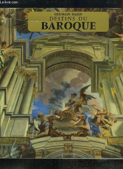 Destins du Baroque.