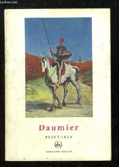 Daumier, peintures.