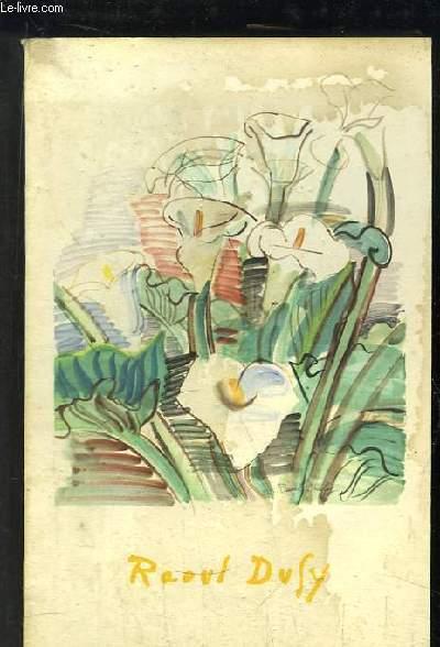Raoul Dufy.