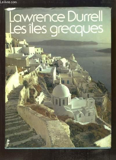 Les îles grecques.