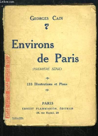 Environs de Paris (Première Série)
