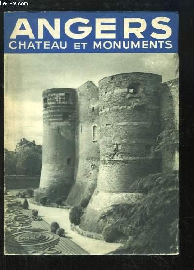 Angers. Son château, ses monuments