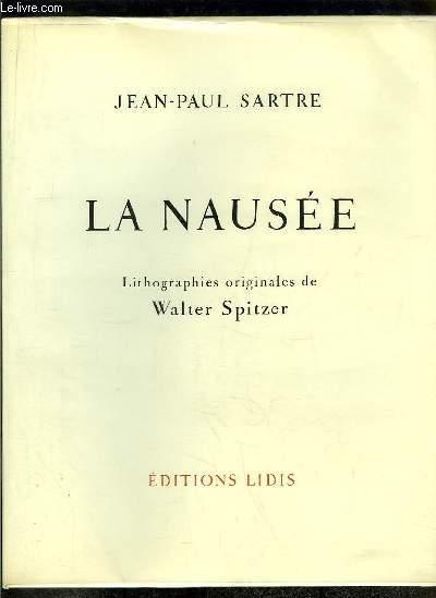 La Nausée.