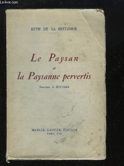 Le Paysan et la Paysanne pervertis.