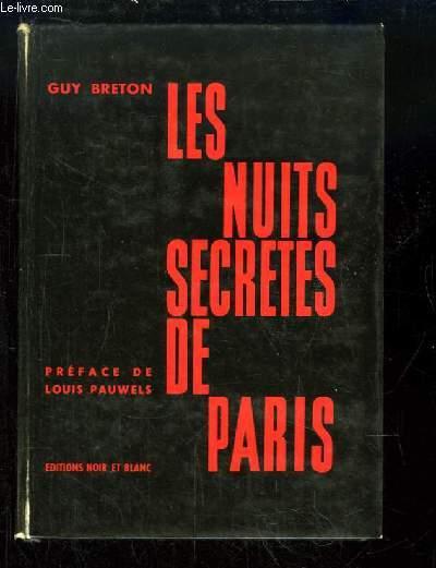Les nuits secrètes de Paris