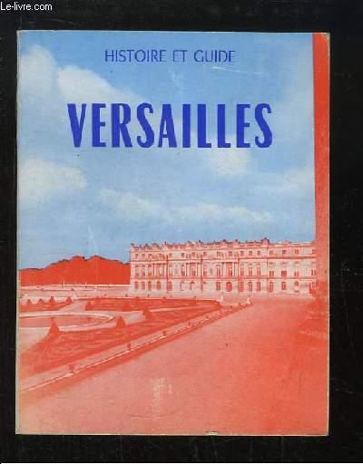 Guide souvenir de Versailles
