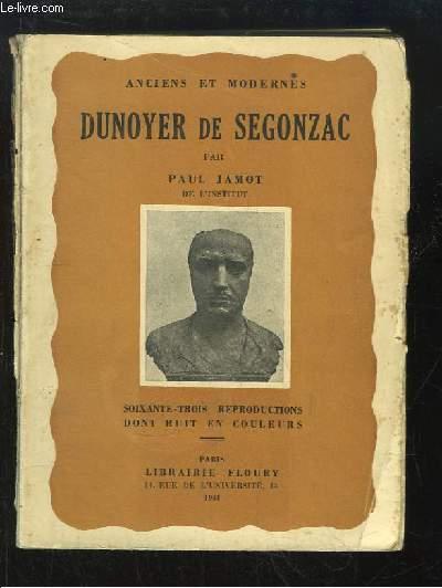Dunoyer de Segonzac.