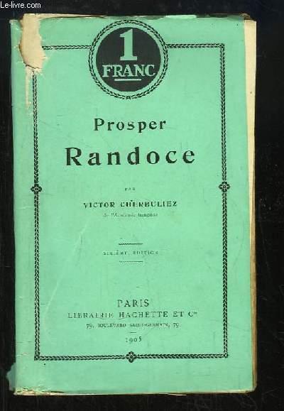 Prosper Randoce