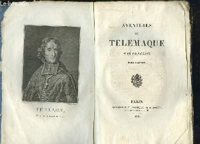Aventures de Télémaque. EN 2 TOMES