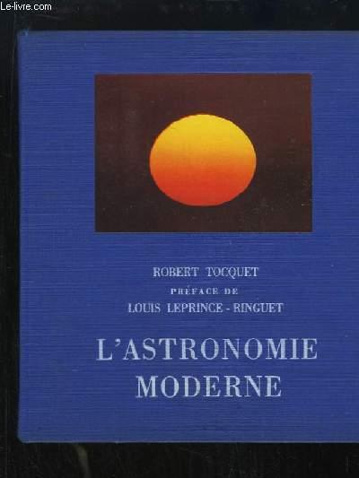 L'Astronomie Moderne