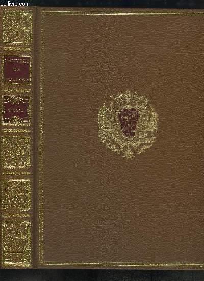 Edition pour le Tricentenaire de la mort de Molière. Oeuvres de Molière, TOME 1 : Mémoires sur la vie et les ouvrages de Molière - L'Etourdi ou les Contre-temps - Le Dépit Amoureux.