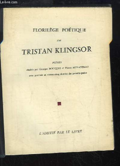 Florilège de Tristan Klingsor.