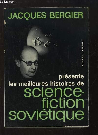 Les meilleures histoires de Science-Fiction Soviétique.