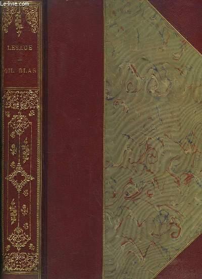 Gil Blas de Santillane. Edition réduite et révisée par Léo Clarétie.