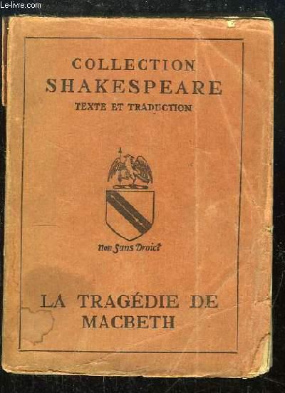 La Trégadie de Macbeth