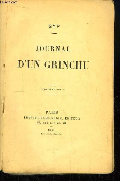 Journal d'un Grinchu
