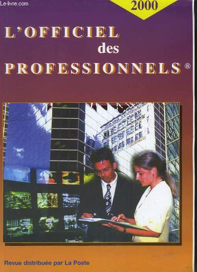 L'Officiel des Professionnels.