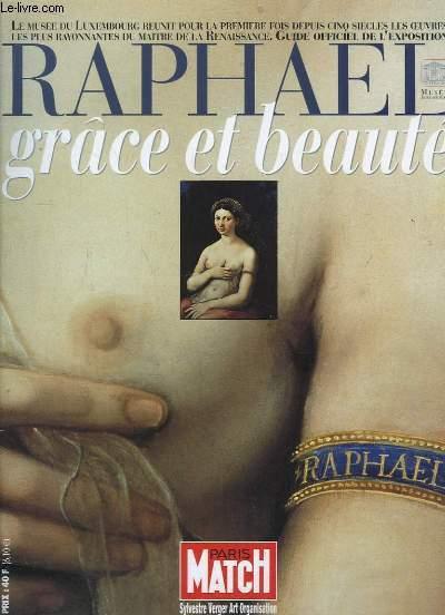 Raphael, grâce et beauté. Guide officiel de l'exposition, au Musée du Luxembourg.