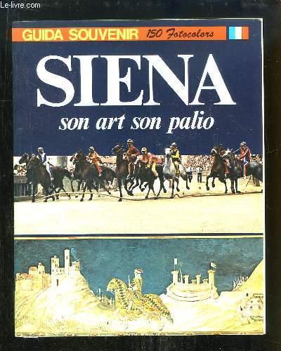 Siena, son art, son palio