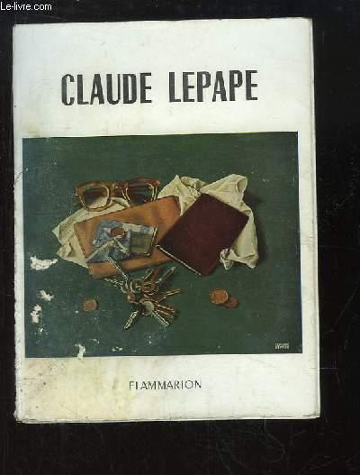 Claude Lepape.