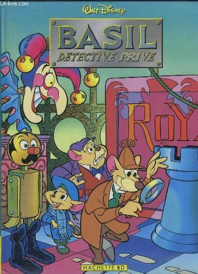 Basil, détective privé.