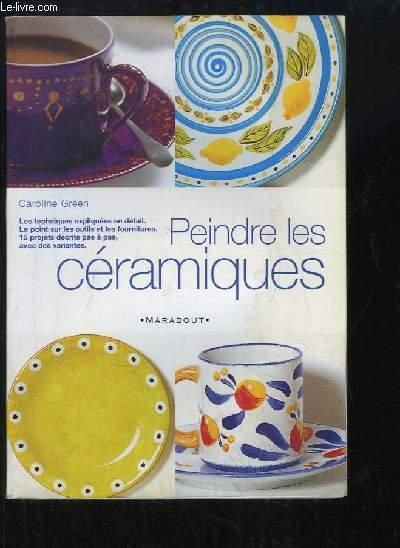 Peindre les céramiques