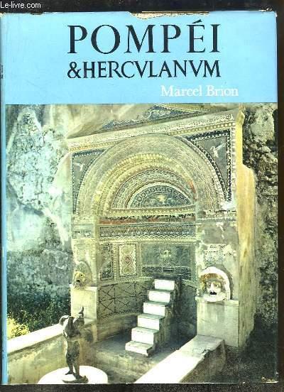 Pompéi et Herculanum