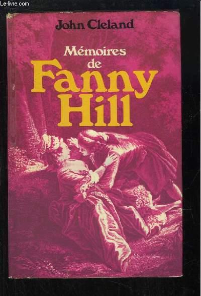 Mémoires de Fanny Hill, femme de plaisir.