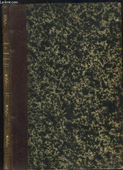 Oeuvres de Victor Hugo : Marie Tudor, La Esmeralda, Le dernier jour d'un condamné suivi de Claude Gueux