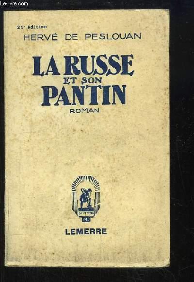 La Russe et son Pantin