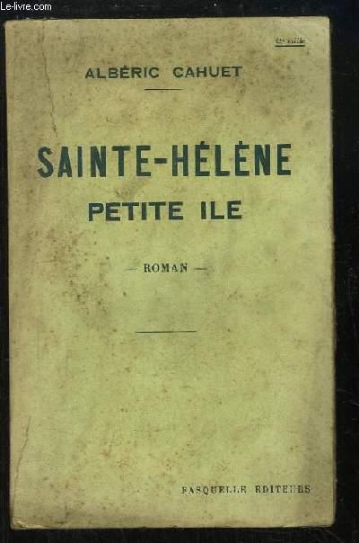 Sainte-Hélène. Petite île