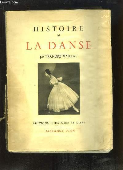 Histoire de la Danse.
