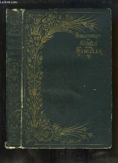 Oeuvres choisies de P. Corneille.