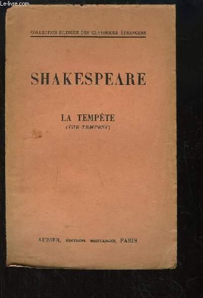 La Tempête (The Tempest)