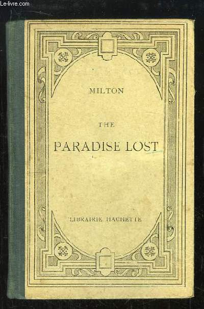 The Paradise Lost (Extraits)