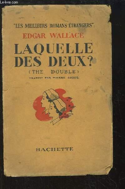 Laquelle des Deux ? (The Double).