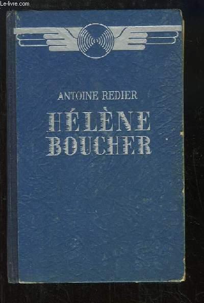 Hélène Boucher, jeune fille française.